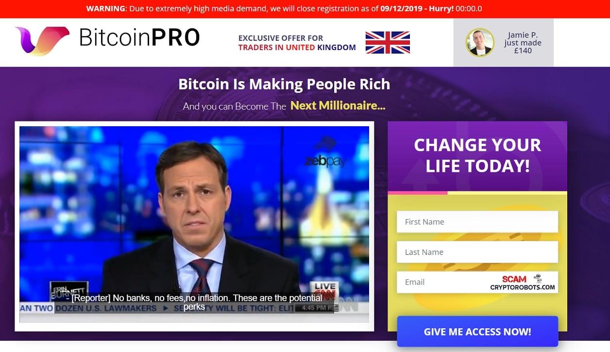 Bitcoin Pro Cách sử dụng Ứng dụng Bitcoin Pro?