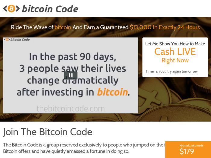 Bitcoin Code Cách sử dụng Ứng dụng Bitcoin Code?