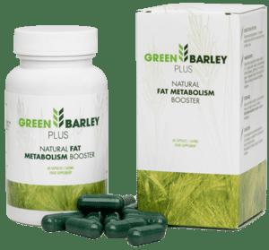 Nhận xét Green Barley Plus